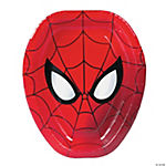Ultimate Spider-Man Shaped Dinner Plates