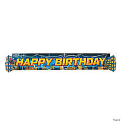 Ultimate Spider-Man™ Birthday Banner