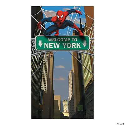 Ultimate Spider-Man™ Outdoor Banner
