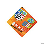 Disney Cars Grand Prix Dream Beverage Napkins