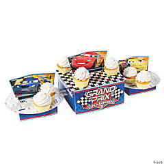 Disney Cars Grand Prix Dream Cupcake Stand