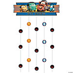 Disney Cars Grand Prix Dream Door Curtain