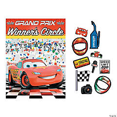 Disney Cars Grand Prix Dream Backdrop Kit