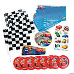 Disney Cars Dream Party Favor Pack