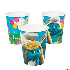 Smurfs 2 Cups