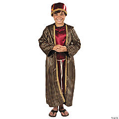 Deluxe Kid's Balthazar Wise Men Costume