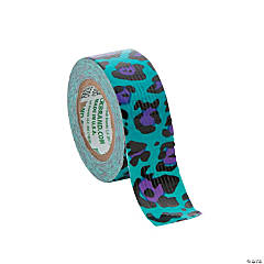Blue Leopard Mini Duck Tape® Brand Duct Tape