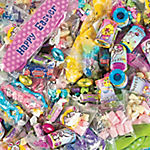 Easter Candy and Toy Assortment