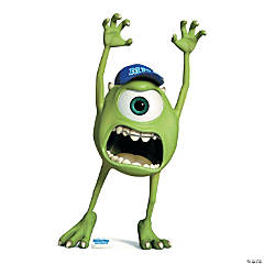 Monsters University Mike Wazowski Stand-Up