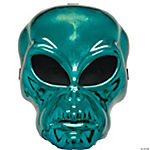 Alien Hockey Green Mask for Men