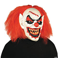 Carver the Killer Clown Mask for Men