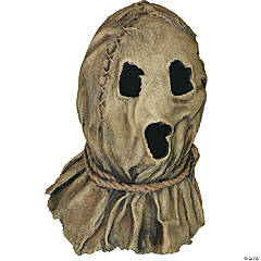 Dark Night Scarecrow Mask for Adults