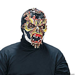 Decayed Halloween Mask for Men