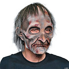 Exhumed Corpse Halloween Mask for Men