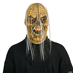 Sewage Retro Halloween Mask for Adults