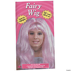 Crystal Pink Fairy Wig