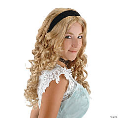 Disney Alice Wig with Headband