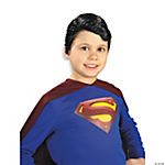Superman Vinyl Child Wig