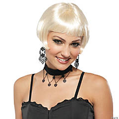 Fresh Flapper Blonde Wig