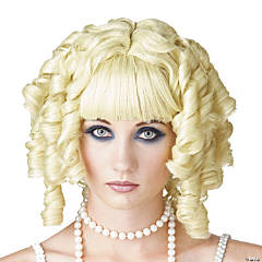 Ghost Doll Blonde Wig