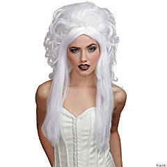 White Spirit Nightmare Wig