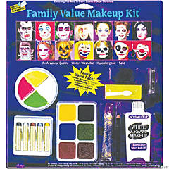 Festive Family Makeup Kit