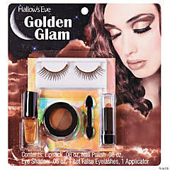 Golden Glam Makeup Kit