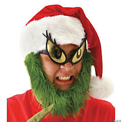 Grinch Glasses For Adults