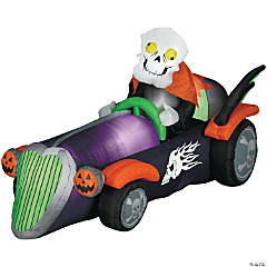 Airblown Skelly Racer