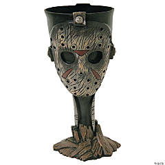 Jason Hockey Mask Goblet