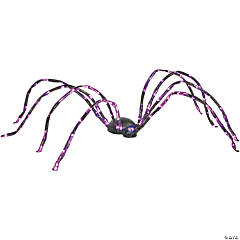 Lighted Spider-Purple
