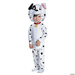 101 Dalmatian Classic Toddler Costume For Kids