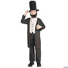Abraham Lincoln Costume For Boys