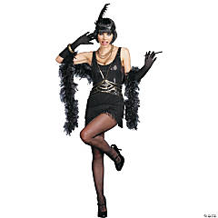 Ain't Misbehavin' Flapper Costume For Women