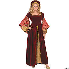 Anne Boleyn Costume For Women