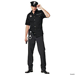 Cop Costume For Men