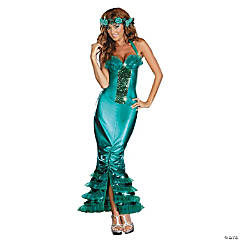 Sea Siren Costume For Women
