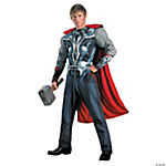 Classic Muscle Thor Costume for Men