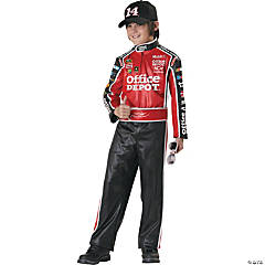 Tony Stewart Costume For Boys