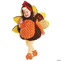 Turkey Costume for Toddlers