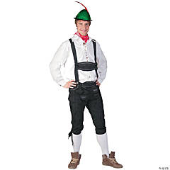 Tyrolean Shirt Costume For Men