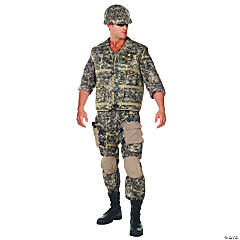 U.S. Army Ranger Deluxe Costume For Men