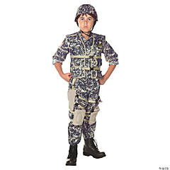 US Army Ranger Costume For Boys