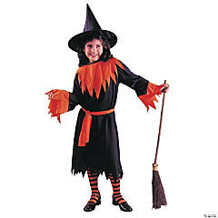Wendy The Witch Costume For Girls
