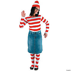 Where's Wenda Costume Kit For Women
