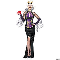 Evil Queen Costume For Women