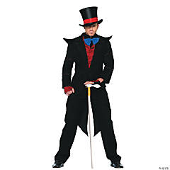Evil Mad Hatter Costume For Men