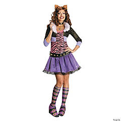 Monster High Clawdeen Wolf Costume For Women