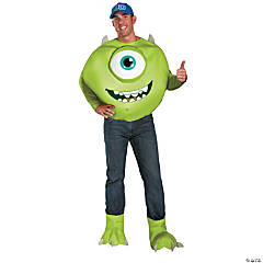 Monsters University Mike Deluxe Costume For Men