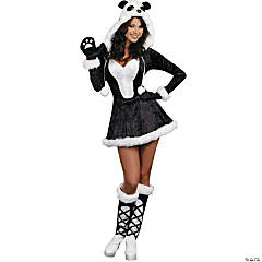 Panda Bear Baby Costume For Women